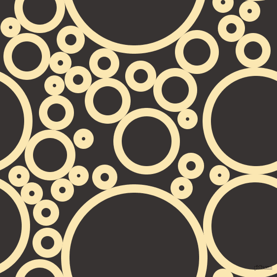 bubbles, circles, sponge, big, medium, small, 17 pixel line width, Banana Mania and Gondola circles bubbles sponge soap seamless tileable