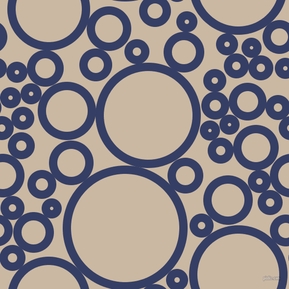 bubbles, circles, sponge, big, medium, small, 17 pixel line width, Bay Of Many and Grain Brown circles bubbles sponge soap seamless tileable