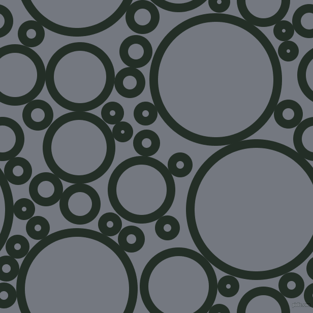 bubbles, circles, sponge, big, medium, small, 17 pixel line width, Black Bean and Storm Grey circles bubbles sponge soap seamless tileable