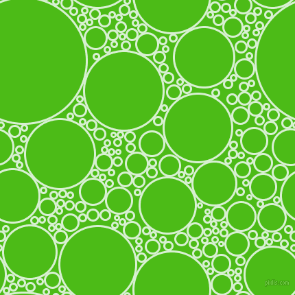 bubbles, circles, sponge, big, medium, small, 3 pixel line widthBlue Romance and Kelly Green circles bubbles sponge soap seamless tileable