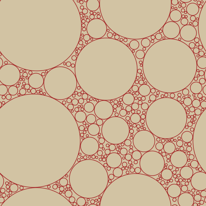 bubbles, circles, sponge, big, medium, small, 2 pixel line width, Brown and Double Spanish White circles bubbles sponge soap seamless tileable