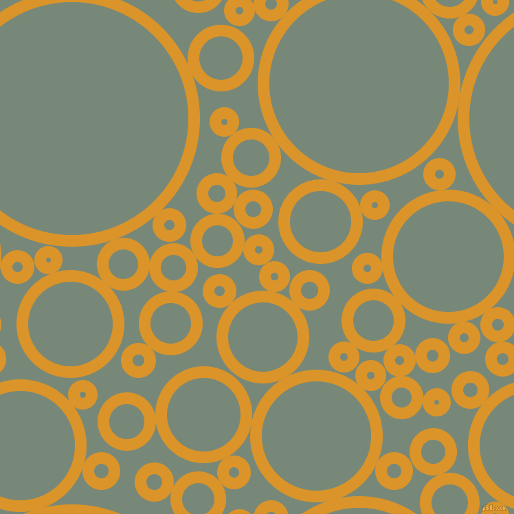 bubbles, circles, sponge, big, medium, small, 17 pixel line width, Buttercup and Davy