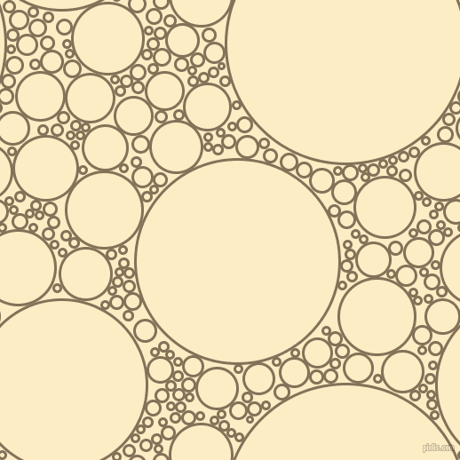bubbles, circles, sponge, big, medium, small, 3 pixel line widthCement and Oasis circles bubbles sponge soap seamless tileable
