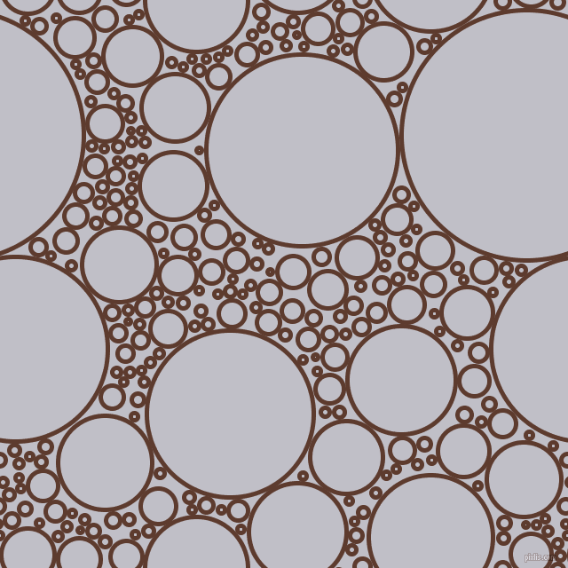bubbles, circles, sponge, big, medium, small, 5 pixel line width, Cioccolato and Ghost circles bubbles sponge soap seamless tileable