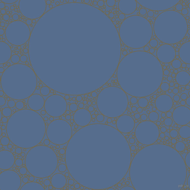 bubbles, circles, sponge, big, medium, small, 2 pixel line width, Crocodile and Kashmir Blue circles bubbles sponge soap seamless tileable