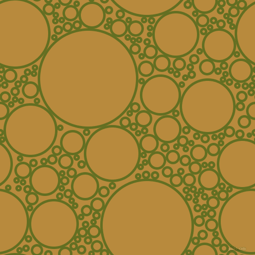 bubbles, circles, sponge, big, medium, small, 5 pixel line width, Fiji Green and Marigold circles bubbles sponge soap seamless tileable