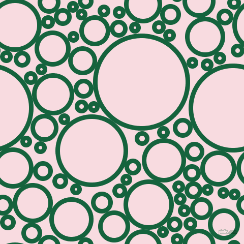 bubbles, circles, sponge, big, medium, small, 9 pixel line width, Fun Green and Carousel Pink circles bubbles sponge soap seamless tileable