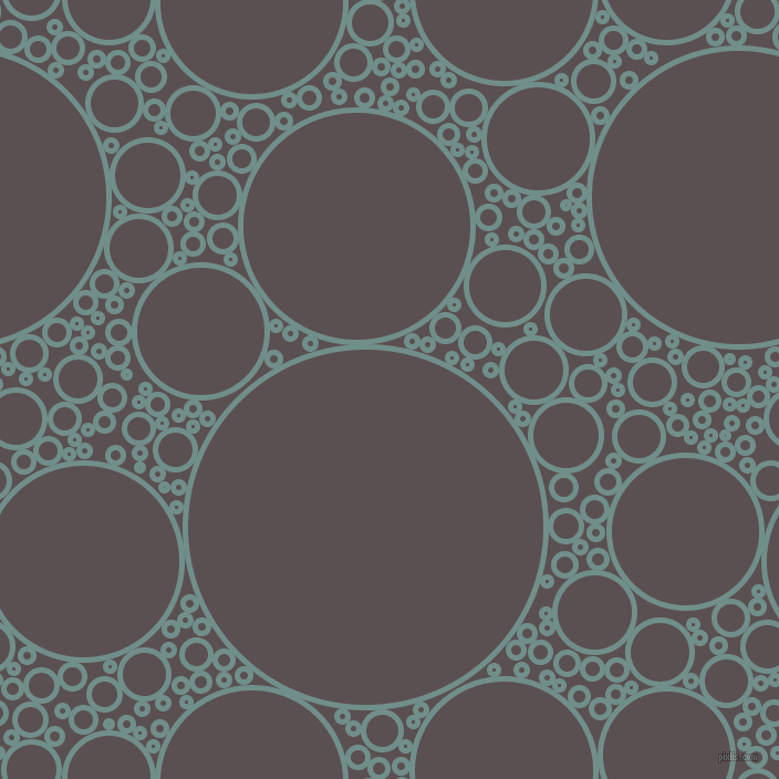 bubbles, circles, sponge, big, medium, small, 5 pixel line width, Gumbo and Don Juan circles bubbles sponge soap seamless tileable