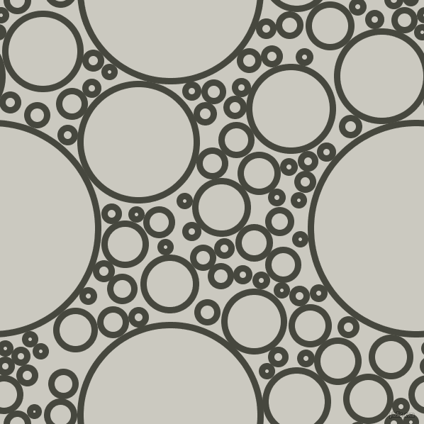 bubbles, circles, sponge, big, medium, small, 9 pixel line width, Heavy Metal and Quill Grey circles bubbles sponge soap seamless tileable