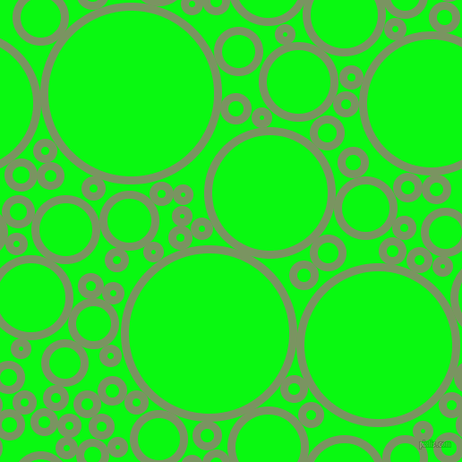 bubbles, circles, sponge, big, medium, small, 9 pixel line width, Highland and Free Speech Green circles bubbles sponge soap seamless tileable