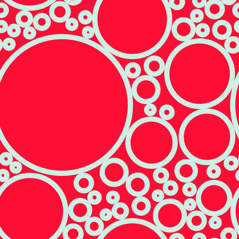 bubbles, circles, sponge, big, medium, small, 17 pixel line width, Humming Bird and Torch Red circles bubbles sponge soap seamless tileable