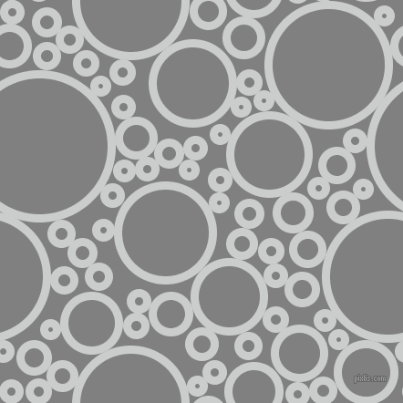 bubbles, circles, sponge, big, medium, small, 9 pixel line width, Iron and Grey circles bubbles sponge soap seamless tileable