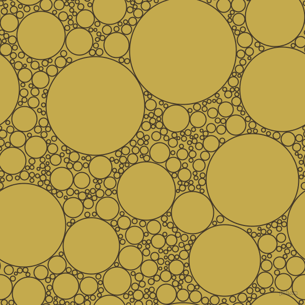 bubbles, circles, sponge, big, medium, small, 2 pixel line width, Jacko Bean and Sundance circles bubbles sponge soap seamless tileable