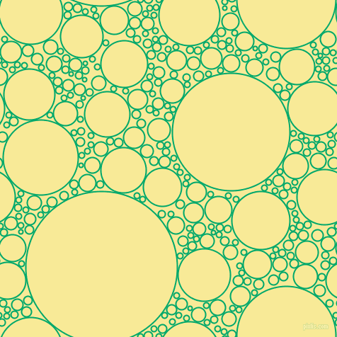 bubbles, circles, sponge, big, medium, small, 2 pixel line width, Jade and Picasso circles bubbles sponge soap seamless tileable