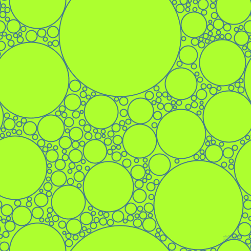 bubbles, circles, sponge, big, medium, small, 2 pixel line width, Jelly Bean and Green Yellow circles bubbles sponge soap seamless tileable