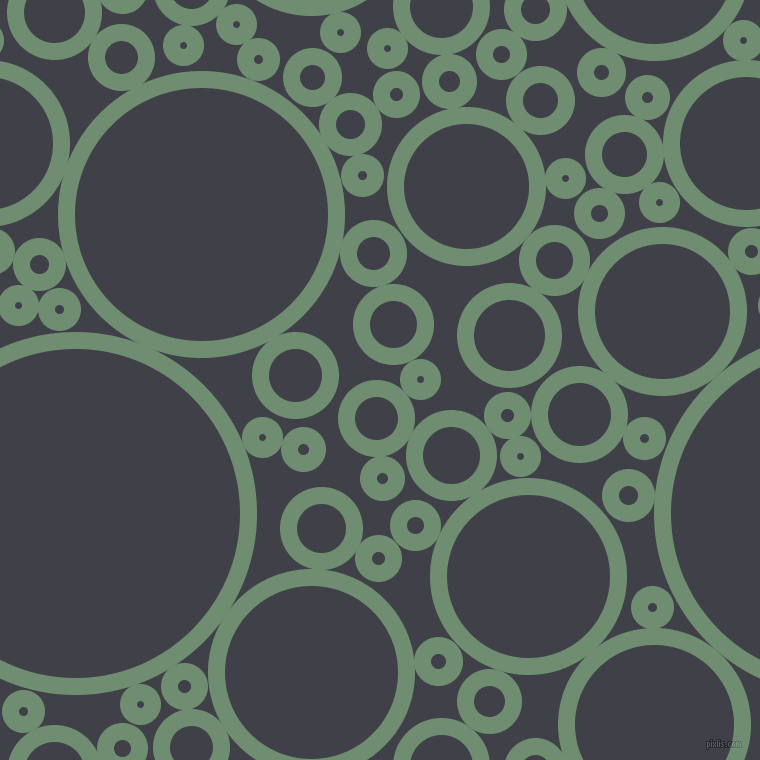 bubbles, circles, sponge, big, medium, small, 17 pixel line width, Laurel and Payne