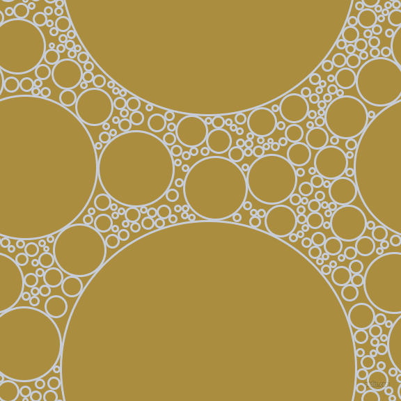 bubbles, circles, sponge, big, medium, small, 3 pixel line width, Link Water and Luxor Gold circles bubbles sponge soap seamless tileable
