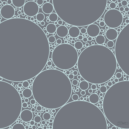 bubbles, circles, sponge, big, medium, small, 2 pixel line width, Mabel and Storm Grey circles bubbles sponge soap seamless tileable
