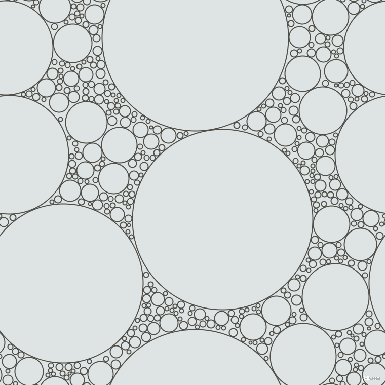 bubbles, circles, sponge, big, medium, small, 2 pixel line width, Merlin and Zircon circles bubbles sponge soap seamless tileable