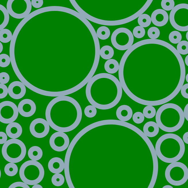 bubbles, circles, sponge, big, medium, small, 17 pixel line width, Nepal and Green circles bubbles sponge soap seamless tileable