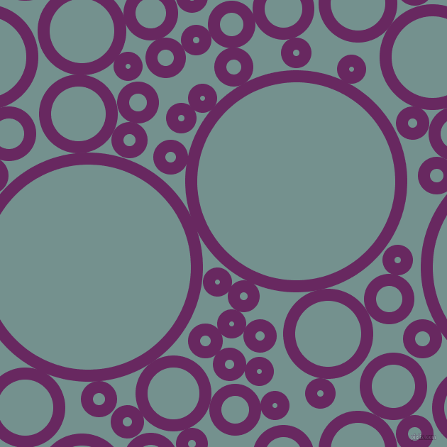 bubbles, circles, sponge, big, medium, small, 17 pixel line width, Palatinate Purple and Juniper circles bubbles sponge soap seamless tileable