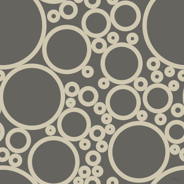 bubbles, circles, sponge, big, medium, small, 17 pixel line width, Parchment and Storm Dust circles bubbles sponge soap seamless tileable