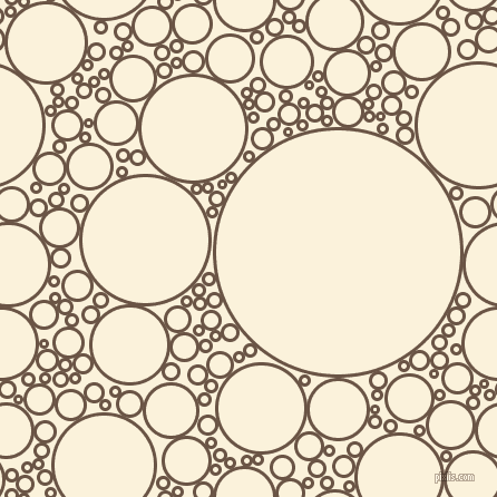 bubbles, circles, sponge, big, medium, small, 3 pixel line width, Quincy and Early Dawn circles bubbles sponge soap seamless tileable