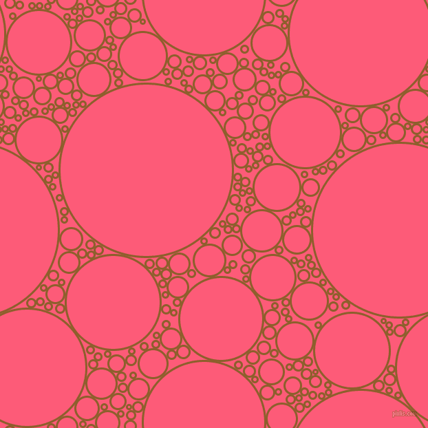 bubbles, circles, sponge, big, medium, small, 3 pixel line width, Rusty Nail and Wild Watermelon circles bubbles sponge soap seamless tileable