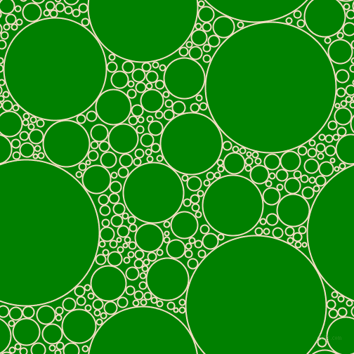 bubbles, circles, sponge, big, medium, small, 2 pixel line width, Sazerac and Green circles bubbles sponge soap seamless tileable