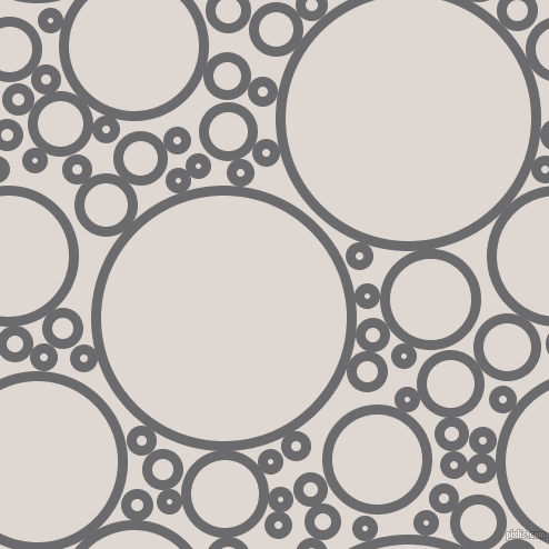bubbles, circles, sponge, big, medium, small, 9 pixel line width, Scarpa Flow and Bon Jour circles bubbles sponge soap seamless tileable