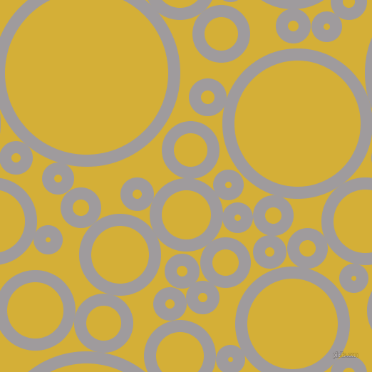 bubbles, circles, sponge, big, medium, small, 17 pixel line width, Shady Lady and Metallic Gold circles bubbles sponge soap seamless tileable