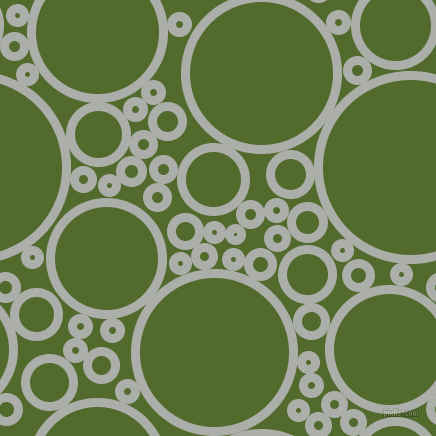 bubbles, circles, sponge, big, medium, small, 9 pixel line width, Silver Chalice and Green Leaf circles bubbles sponge soap seamless tileable