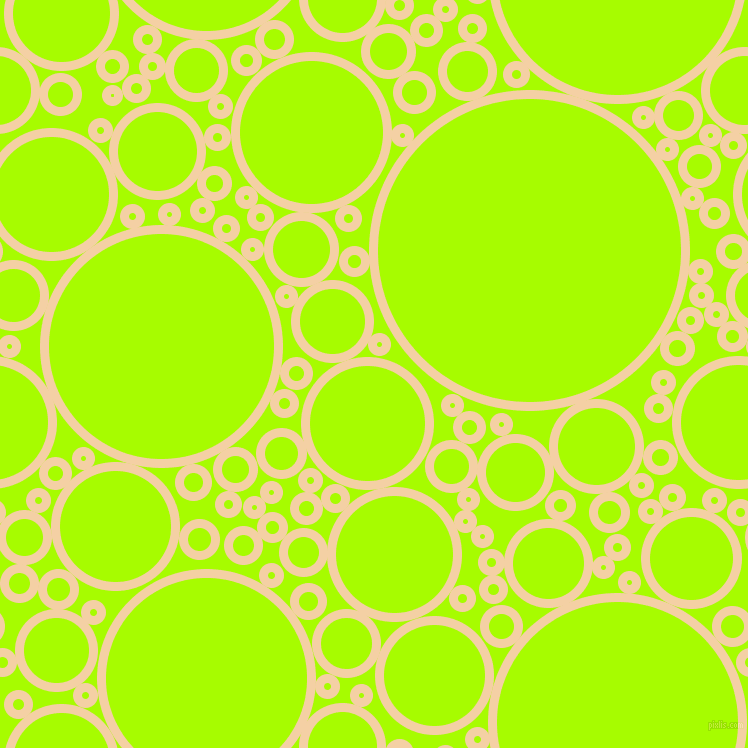 bubbles, circles, sponge, big, medium, small, 9 pixel line width, Tequila and Spring Bud circles bubbles sponge soap seamless tileable