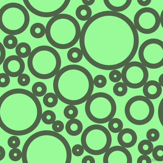 bubbles, circles, sponge, big, medium, small, 17 pixel line width, Tom Thumb and Pale Green circles bubbles sponge soap seamless tileable