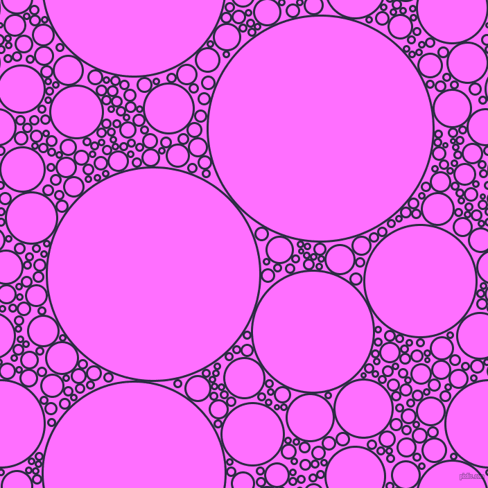 bubbles, circles, sponge, big, medium, small, 3 pixel line widthValhalla and Ultra Pink circles bubbles sponge soap seamless tileable