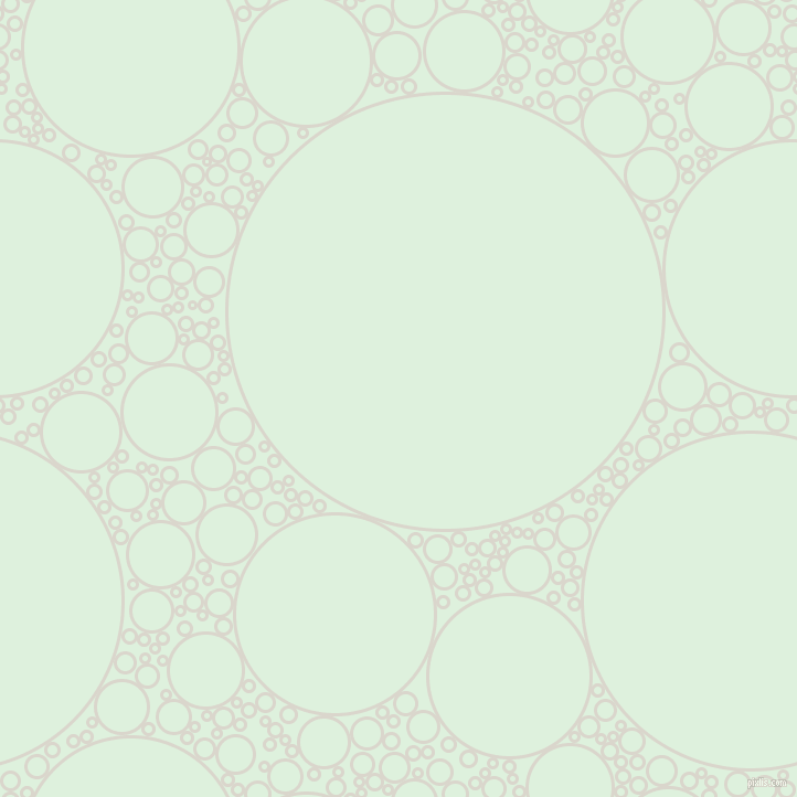 bubbles, circles, sponge, big, medium, small, 3 pixel line width, White Pointer and Tara circles bubbles sponge soap seamless tileable