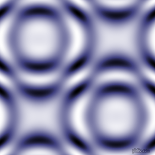Jacksons Purple and Black and White circular plasma waves seamless tileable