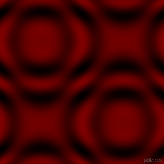 , Maroon and Black and White circular plasma waves seamless tileable