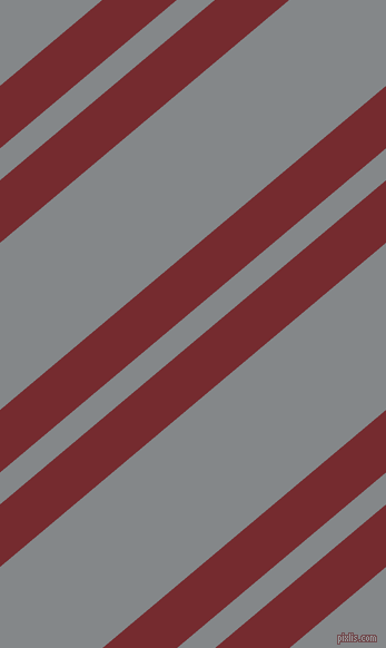 40 degree angles dual stripe line, 43 pixel line width, 22 and 115 pixels line spacing, dual two line striped seamless tileable