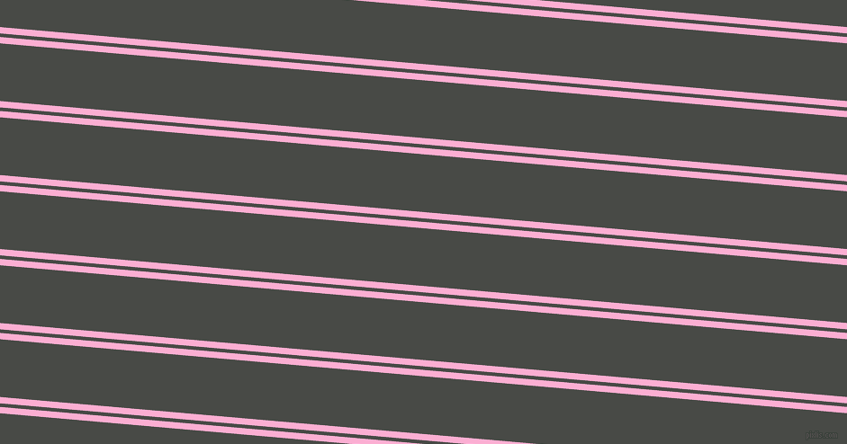175 degree angles dual striped line, 7 pixel line width, 4 and 64 pixels line spacing, dual two line striped seamless tileable