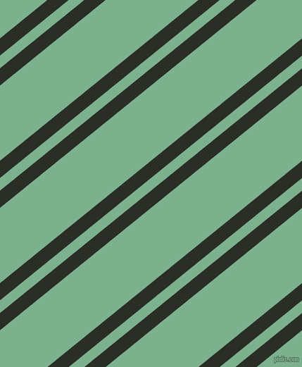 39 degree angles dual striped line, 19 pixel line width, 14 and 83 pixels line spacing, dual two line striped seamless tileable