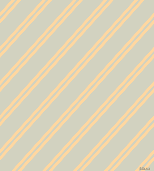 48 degree angle dual stripes lines, 9 pixel lines width, 6 and 50 pixel line spacing, dual two line striped seamless tileable