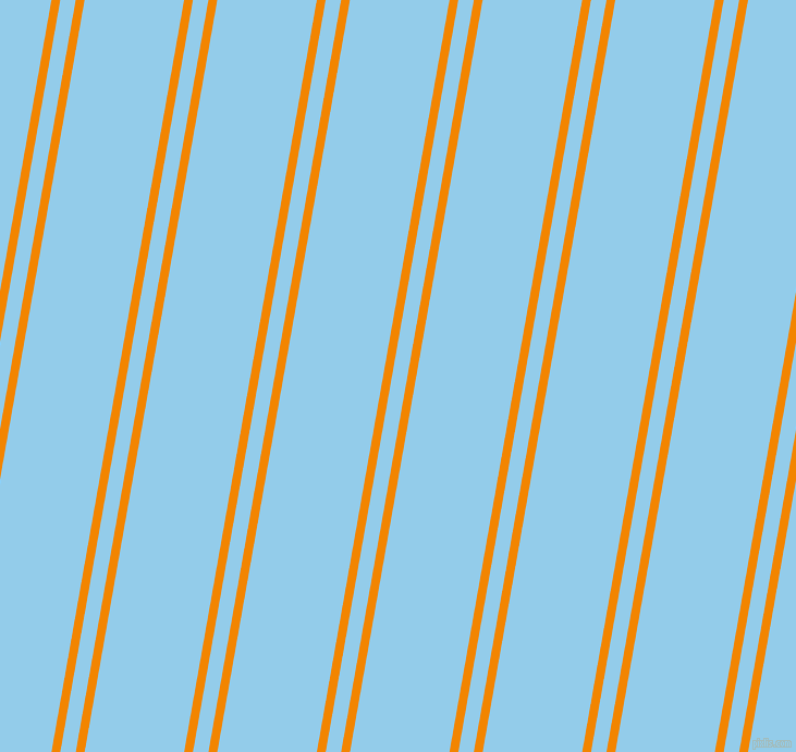 80 degree angles dual stripe lines, 8 pixel lines width, 14 and 90 pixels line spacing, dual two line striped seamless tileable