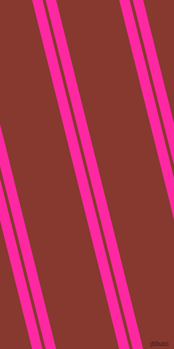 104 degree angles dual striped line, 20 pixel line width, 6 and 121 pixels line spacing, dual two line striped seamless tileable