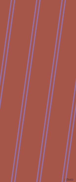 82 degree angles dual stripes lines, 5 pixel lines width, 8 and 84 pixels line spacing, dual two line striped seamless tileable