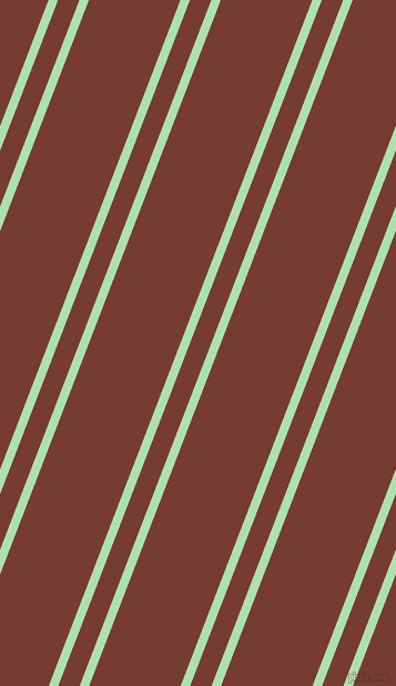 69 degree angles dual stripes lines, 8 pixel lines width, 18 and 77 pixels line spacing, dual two line striped seamless tileable
