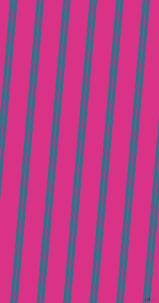 85 degree angles dual stripes lines, 11 pixel lines width, 2 and 61 pixels line spacing, dual two line striped seamless tileable