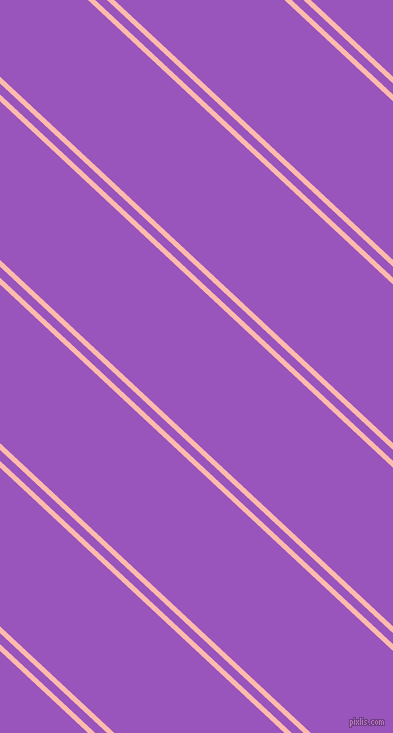 137 degree angles dual striped line, 5 pixel line width, 8 and 116 pixels line spacing, dual two line striped seamless tileable