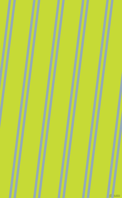 83 degree angles dual striped lines, 8 pixel lines width, 8 and 58 pixels line spacing, dual two line striped seamless tileable