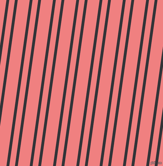 82 degree angles dual stripes line, 9 pixel line width, 18 and 38 pixels line spacing, dual two line striped seamless tileable